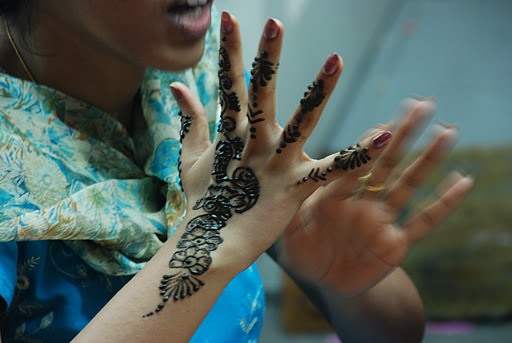"""The quality of our henna is the best, lasts for a very long time"""""""