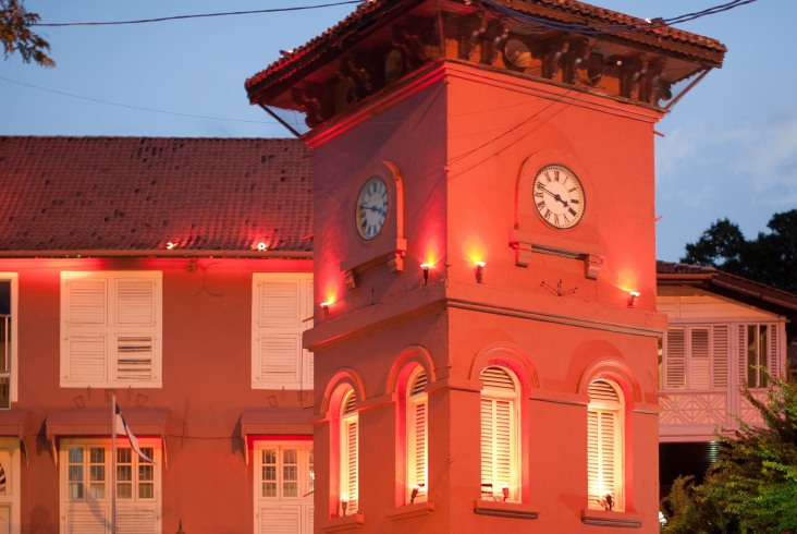 In 2008, thanks to its historical monuments and cultural heritage, Malacca was listed as the UNESCO World Heritage Site.