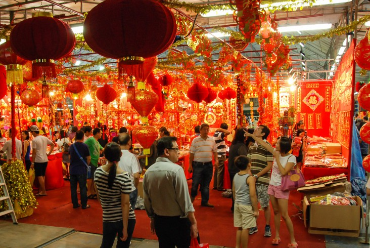 Chinese New Year (CNY) is one of the most important holidays in Singapore