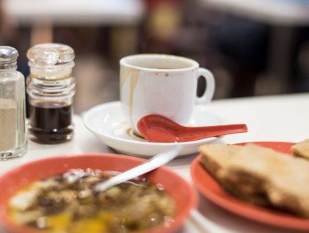 How to order coffee in Singapore kopitiam