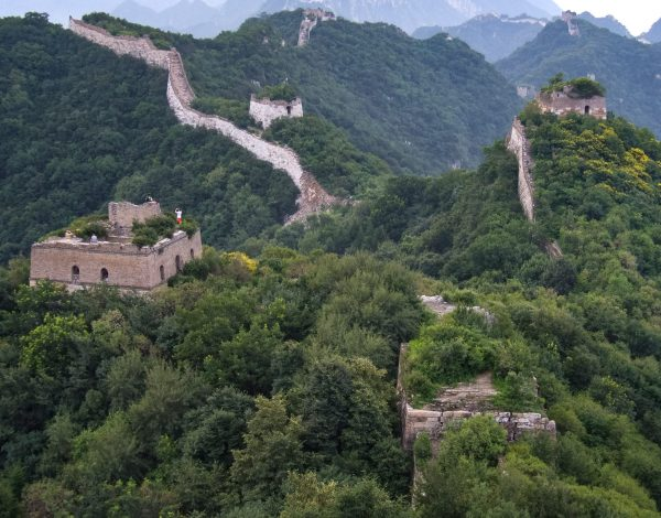 Jiankou – the Great Wall of China and how not to fall from it