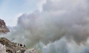 Kawah Ijen – piękno z piekła rodem