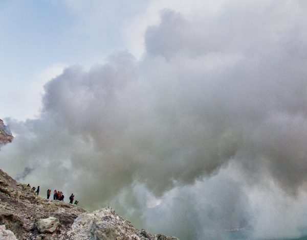 Kawah Ijen – the infernal beauty