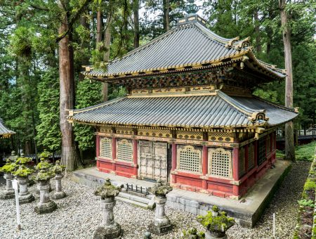 Legends of Nikko