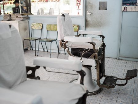 The oldest barbershop in Singapore