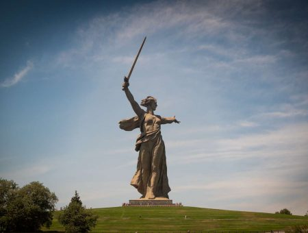 Chapter 1 – Volgograd, Russia