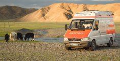 Rozdział 7 – Bajanchongor, Mongolia